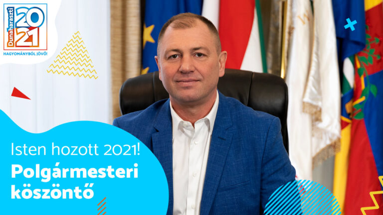 Isten hozott 2021!